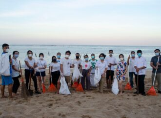 Hotel Nikko Bali Maknai Hari Lingkungan Hidup dan Hari Laut Sedunia
