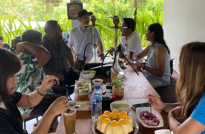 Bonbon Coffee and Eatery. Menu Enak ,Tempat Nyaman dan Strategis