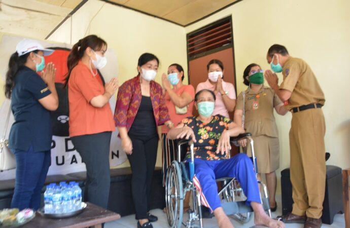 Bantuan Alkes untuk Penyandang Disabilitas dan Lansia