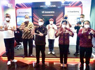 Denpasar Kota Pertama di Indonesia Terima Layanan Tekomsel 5G