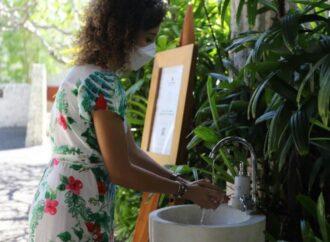 Begini Penerapan Prokes di Melia Bali Jelang WFB