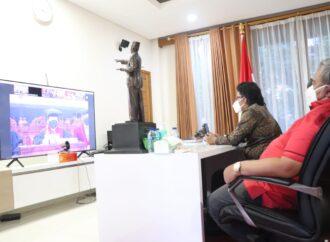 Megawati Profesor, Giri Prasta Ucapkan Selamat