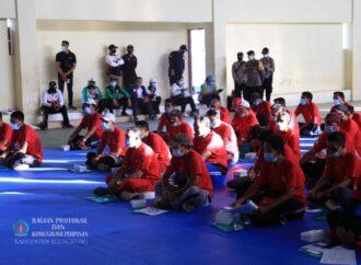 "Tingkatkan Prestasi Olahraga Melalui Pelatihan ""Sport Talent Identification"""