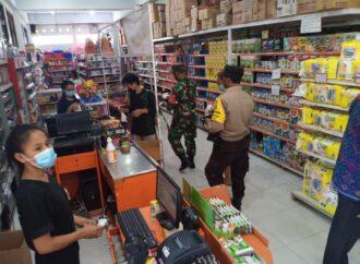 Pedagang dan Pemilik Toko Grosir Mesti Taat Prokes