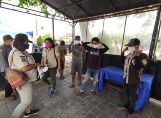 Tim Yustisi Denpasar Jaring 26 Pelanggar Prokes