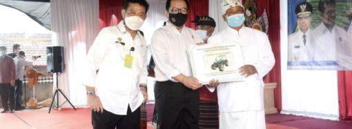 Menteri Yasin Limpo: Bali Sepatutnya Kembali Gairahkan Pertanian