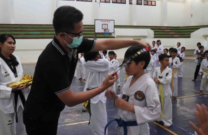 Tiga Atlet Taekwondo Buleleng Sabet Prestasi