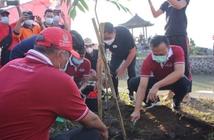 Masyarakat Diajak Bangun Budaya Hijaukan Lingkungan