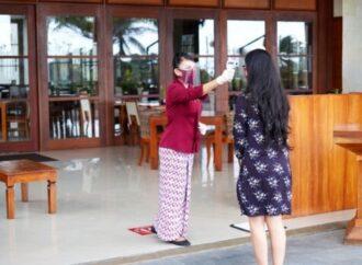 Terapkan Prokes Ketat, Seluruh Tenant di The Nusa Dua Kantongi Sertifikat CHSE