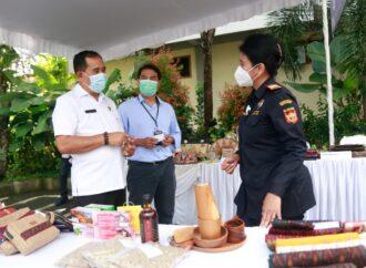 Pameran UMKM di Klungkung. Pemkab Gandeng Bea Cukai Denpasar