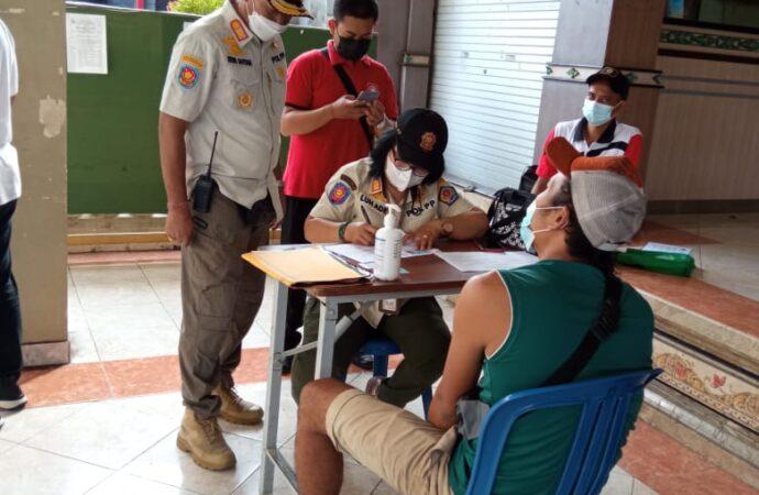 Di Denpasar, 30 Pelanggar Prokes Terjaring