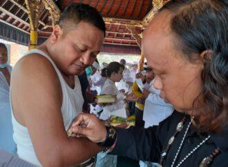 Bupati Mahayastra,  Ketua Pasemetonan Pangeran Tangkas Kori Agung