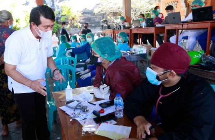 Percepat Pelayanan Vaksinasi Covid-19