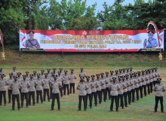 Serdik Asal Buleleng Dapat Prioritas Dididik di SPN Polda Bali Singaraja