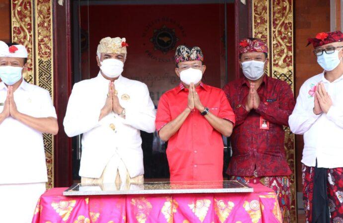 Gubernur Koster Resmikan Gedung MDA Kabupaten Bangli