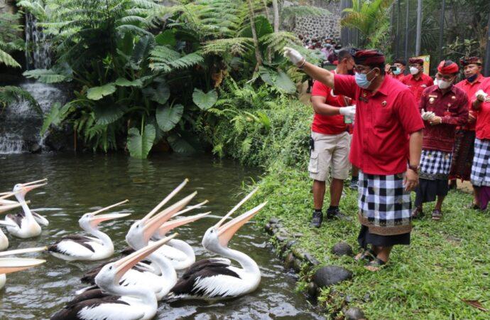 Tasta Wildlife Park, DTW Baru di Tabanan