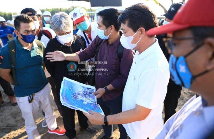 Pengerukan Pelabuhan Bias Munjul Ganggu Area Budidaya Rumput Laut