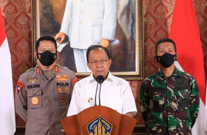 Ini yang Harus Diketahui dari  SE Gubernur Bali Nomor 9 Tahun 2021 soal PPKM Darurat Covid-19