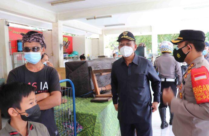 Begini Pengamanan PPKM Darurat di Buleleng