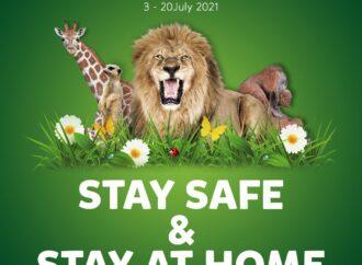 Dukung PPKM Darurat, Bali Safari Tutup Sementara