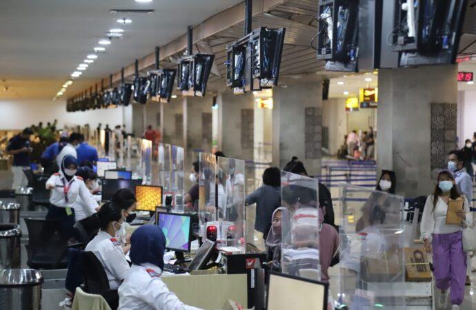 Terkait PPKM Darurat, Begini Tata Cara di Bandara Ngurah Rai