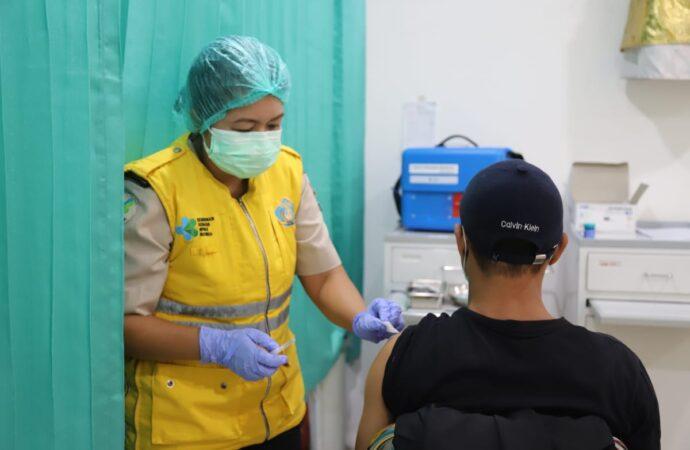 Bandara Ngurah Rai Siapkan Layanan Vaksinasi