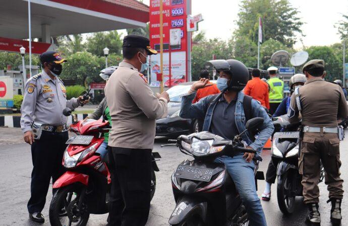 Kurangi Mobilitas, Pemeriksaan Dilakukan di Wilayah Kota Singaraja