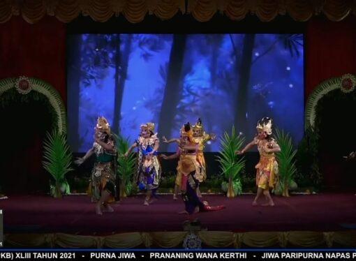 """Wana Prana Jiwa Bhuana"" Tutup PKB 2021"
