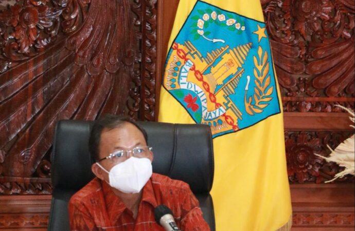 Koster Aktifkan Kembali Satgas Gotong Royong Desa Adat