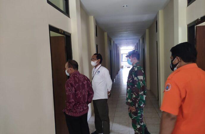 Pegawai Pemprov Bali yang Positif Covid-19 Wajib Isolasi Terpusat
