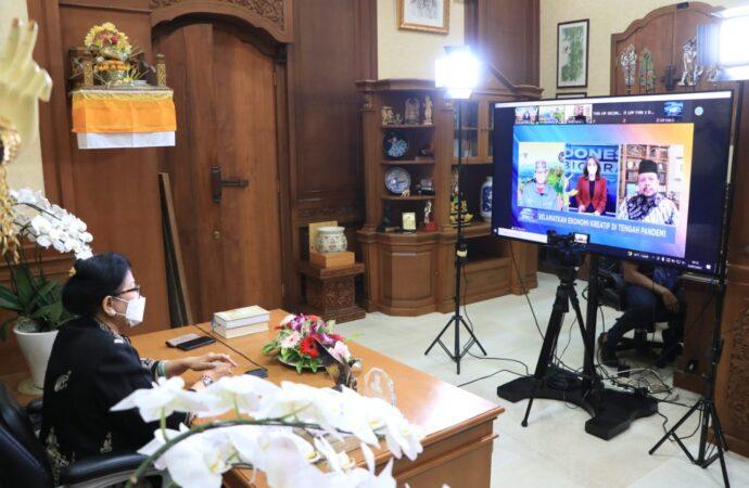Ini Upaya Menjaga Semangat IKM dan UMKM di Bali