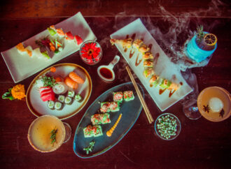 """""""Every Day is Sushi Day"""" di Ji Restaurant"""