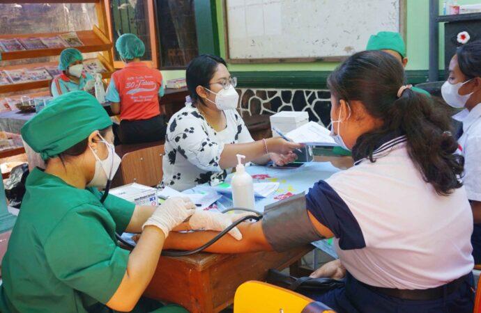 Bantuan Vaksinasi untuk Buleleng dari OJK