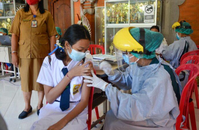 Vaksinasi Covid-19 di Kota Denpasar Tembus 516 Ribu Lebih