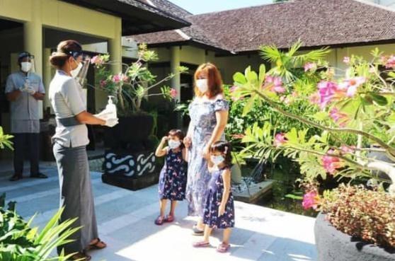 The Nusa Dua Tingkatkan Tata Kelola Kawasan Berbasis Protokol Kesehatan