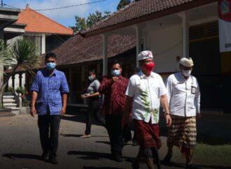 Vaksinasi Murid SMP dan SMA/SMK Sederajat di Karangasem