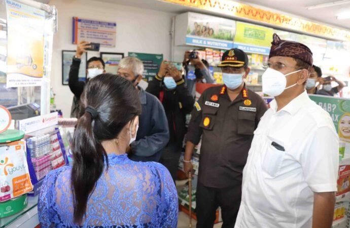 Langka,  Stok Obat Mencegah Covid-19 di Kota Singaraja