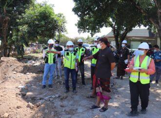 Pembangunan RTH Bung Karno di Buleleng