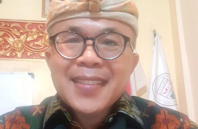 Pelaku Pariwisata Bali Kibarkan  Bendera Putih