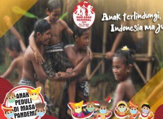 Kegiatan Menyambut Hari Anak Kota Denpasar