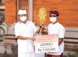 Koster Perkuat Branding Arak Bali