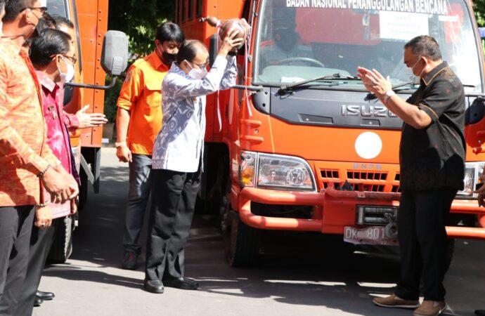 100 Ton Bantuan Beras untuk Masyarakat Bali