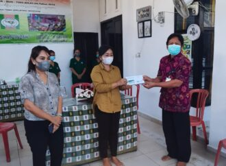 Bantuan Sembako untuk Yayasan Sayangi Bali