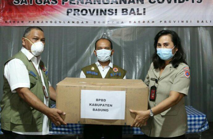 50.000 Masker untuk Bali