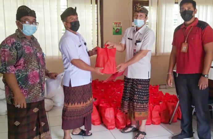 Pemkot Denpasar Genjot Penyaluran Sembako Bagi Isoman