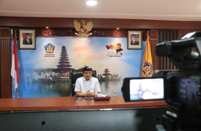 """Bali Dipilih Jadi Proyek Rintisan """"Making Cities Resilience 2030"""