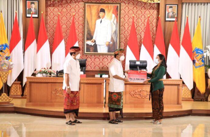 Bantuan Produktif untuk Pelaku Usaha Mikro di Bali