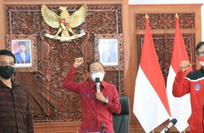 239 Atlet dan 66 Pelatih Berjuang Membawa Nama Bali pada PON XX -2021