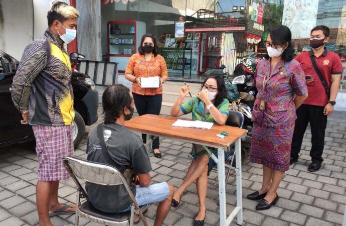 24 Orang Pelanggar Prokes Terjaring di Jalan Teuku Umar