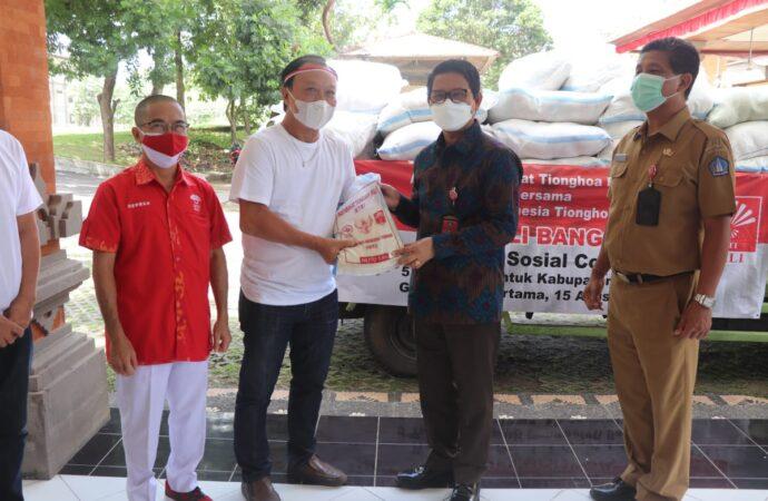 Bantuan Beras INTI untuk Masyarakat Badung